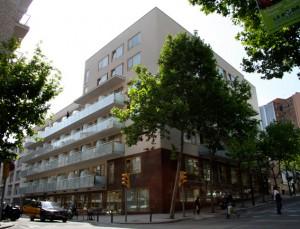 Residencia Ancianos Barcelona Lepant Residencial