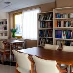 Biblioteca residencia de ancianos Lepant Residencial