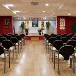 Sala actos residencia de ancianos Lepant Residencial