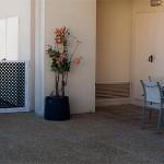 Terraza residencia de ancianos Lepant Residencial